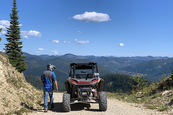 Polaris 2-seat RZR Rental