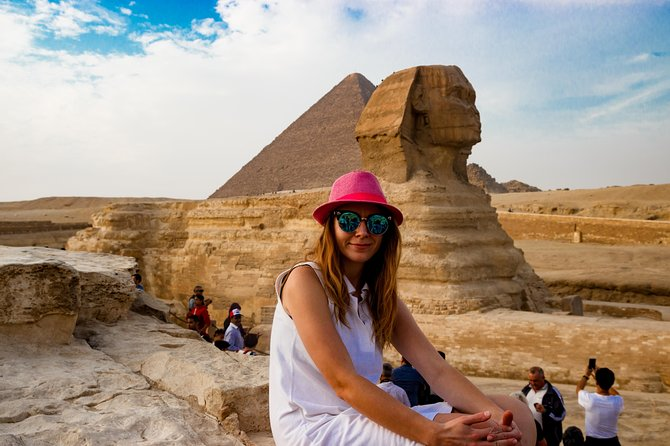 1 Day Tour to Pyramids from Sharm-el-Sheikh by flight