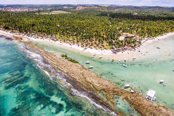 Passeio Praia dos Carneiros com Catamarã (Bora Bora)
