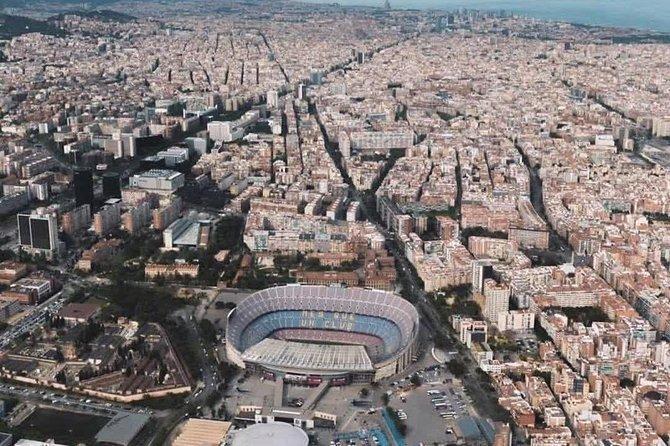 Barcelona Exclusive Private Tour:Learn Messi & FC Barcelona Secrets