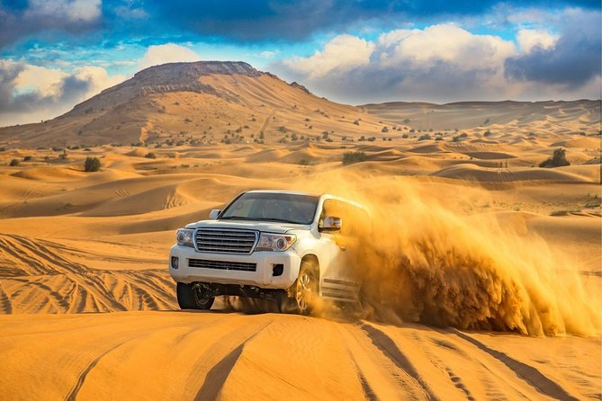 Half-Day Morning Desert Safari in Dubai