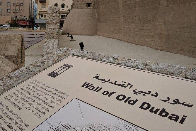 1.5-Hours Dubai Historic Old Town Walking Tour: Covid-19 safe & PRIVATE tour