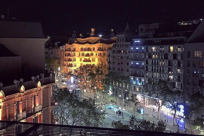 La Pedrera Exclusive Guided Night Experience