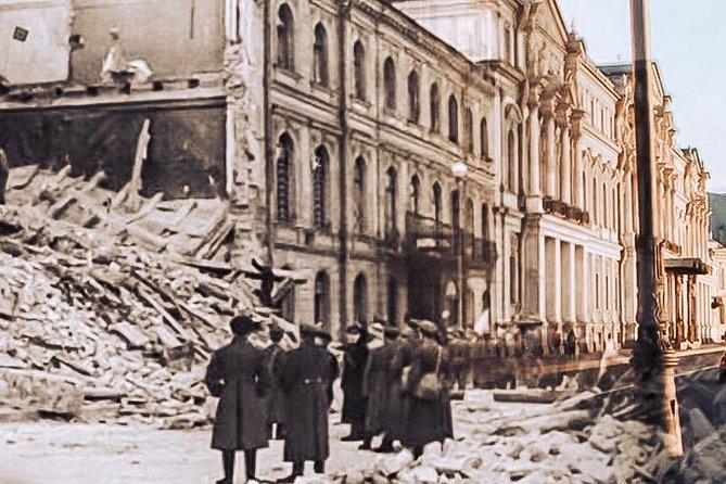 The Siege of Leningrad Tour in St Petersburg