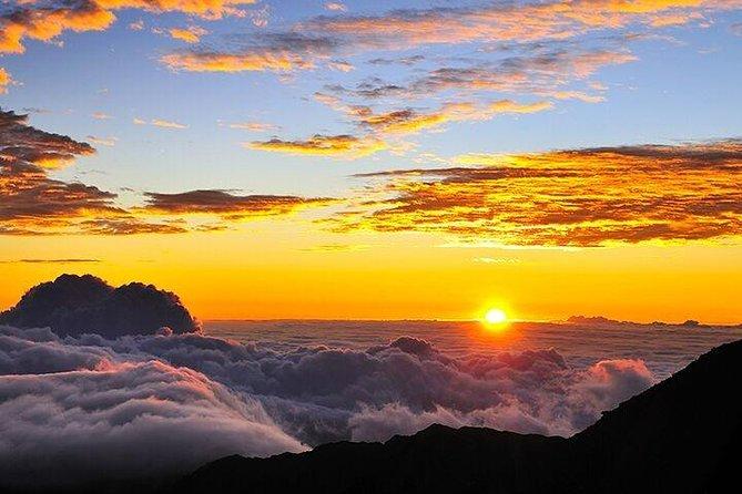 Haleakala Sunset & Stargazing