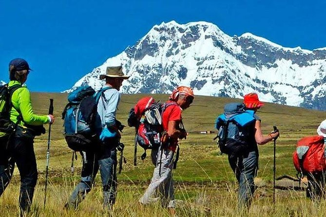 Ausangate Trek to Rainbow Mountain 5 days