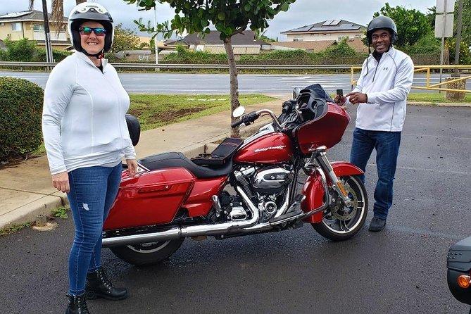 Harley Davidson Motorcycle Guided Tour to Hana - Full Circle
