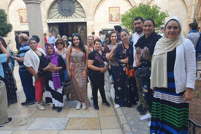 3 Days Holy Tour to Jerusalem, Bethlehem and Qumran