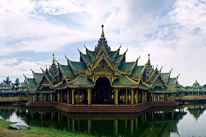3 Hours Bangkok Ancient City Admission Ticket