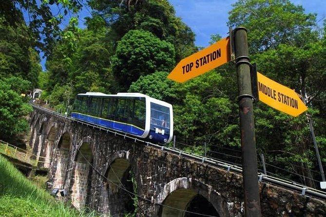 Penang Hill and Kek Lok Si Temple Private Tour