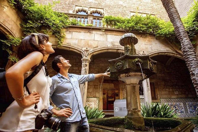 Your introduction to Barcelona: Gothic Quarter Tour
