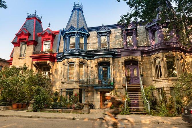 Passeio pela cidade intercultural de Montreal