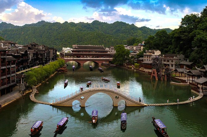 2 Days Relax Tour to Fenghuang Ancient Town from Zhangjiajie