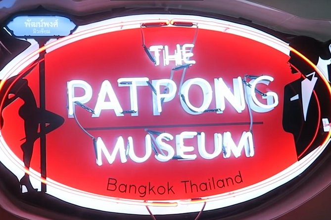 Bangkok Patpong Museum Admission Ticket【1 complimentary drink】