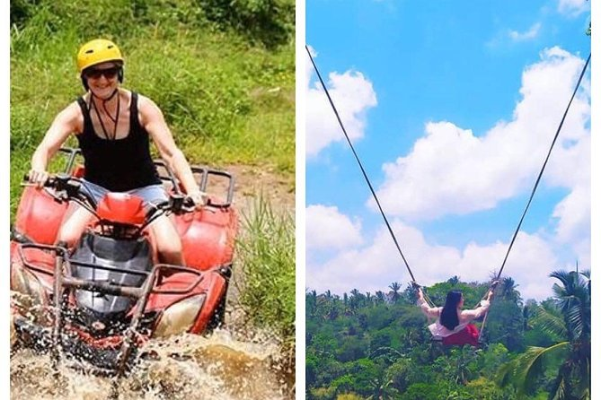 ATV Riding + Bali SKY Swing