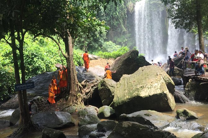 Phnom Kulen National Park Private Day Tour-by SUV Car