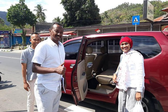 Lombok Private Custom Tour - Lombok Car Hire with Driver