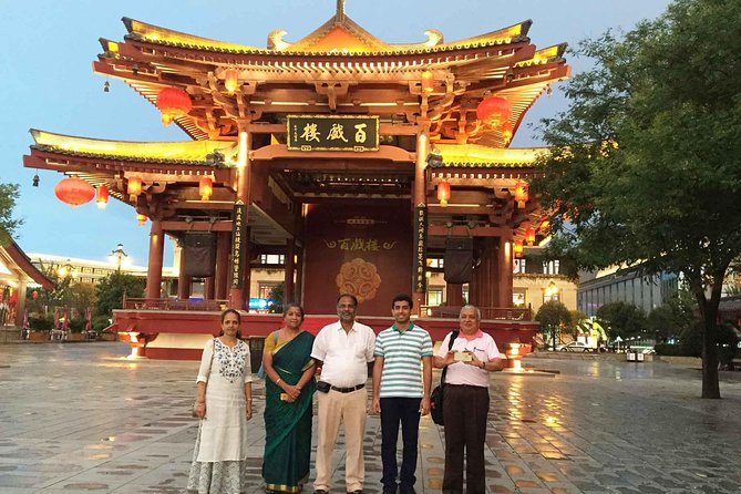 Xian Evening Tour of Tang Paradise