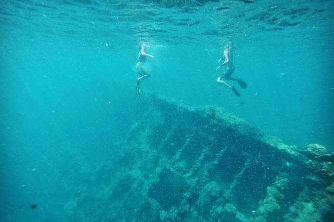 Coron: Reefs and Wrecks Island Hopping Tour