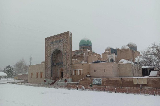1 Day Tour of Samarkand from Tashkent