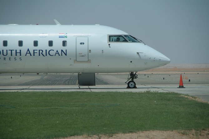 Transfer: Walvis Bay Airport