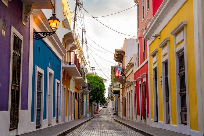 Old San Juan & Loiza African Town Full-Day Tour in Puerto Rico