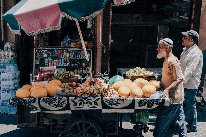 Food Tour Marrakech