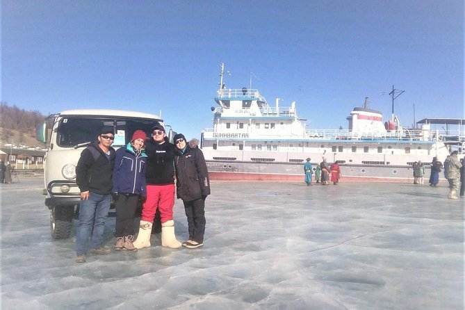 Ice Festival Mongolia 2021