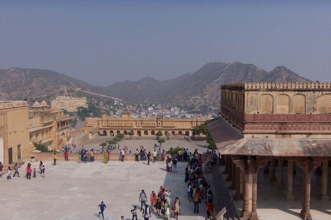 Full Day Jaipur sightseeing without Tickets