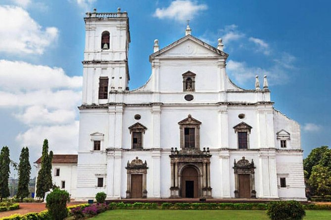 Goa Private Car Charter Tour For 8 Hours