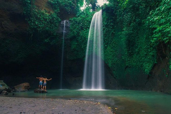 Bali - Highlight Ubud Waterfall Tour All Entrance Ticket Inclusive.