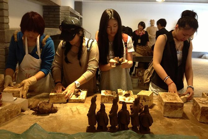 Visit Terracotta Warriors and Learn How to Make One in Xian