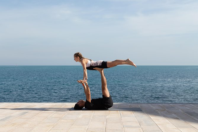 Pilates & Yoga by the Monopoli sea