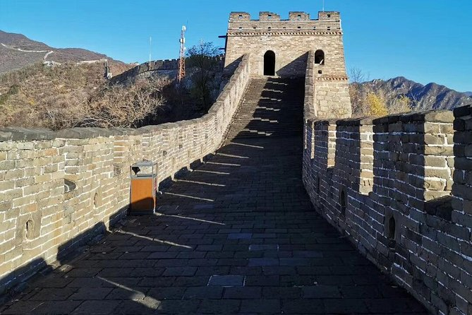 Half-Day Mutianyu Great Wall Tour with the Chairlift up and Toboggan down