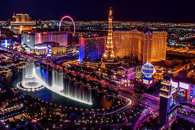 Las Vegas by Night Private City Tour