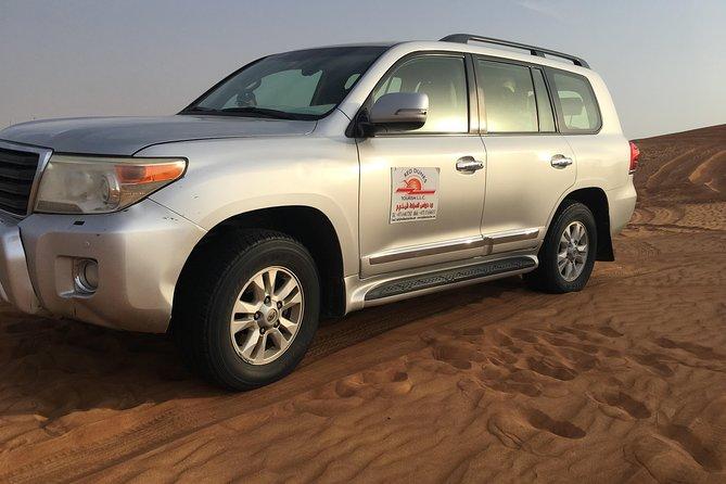 Desert Safari Dune Drive