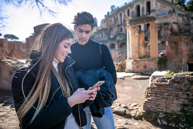 Skip the line Colosseum Roman Forum & Palatine Hill Tour with a Local Guide