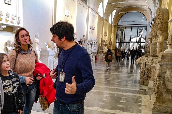 For Kids and Families Vatican Sistine Chapel & St.Peter's Treasure Hunt