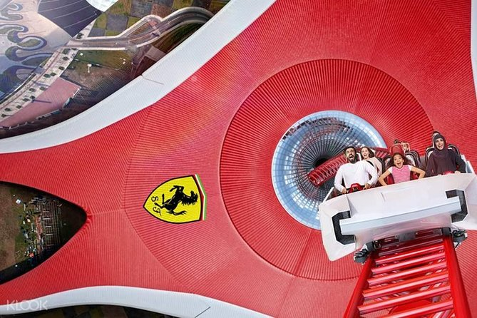 Abu Dhabi city Tour with Ferrari World