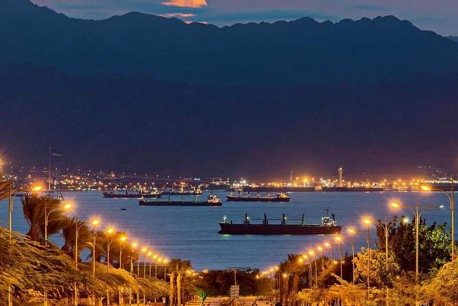 Aqaba-City Or Airport To Amman Or Dead-Sea