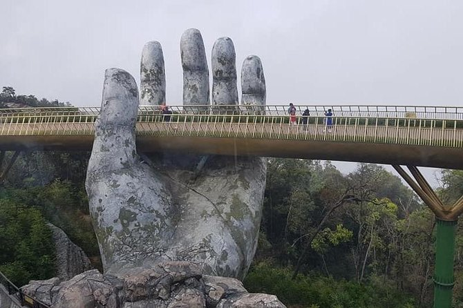 Ba Na Hill - Golden Bridge Private Tour