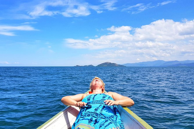 Kibuye, Lake Kivu, Boat Trip to Napoleon Island