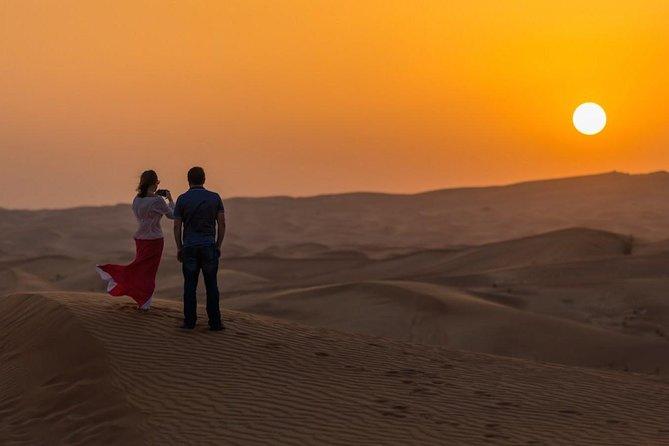 Private Sunrise Desert Safari in Dubai