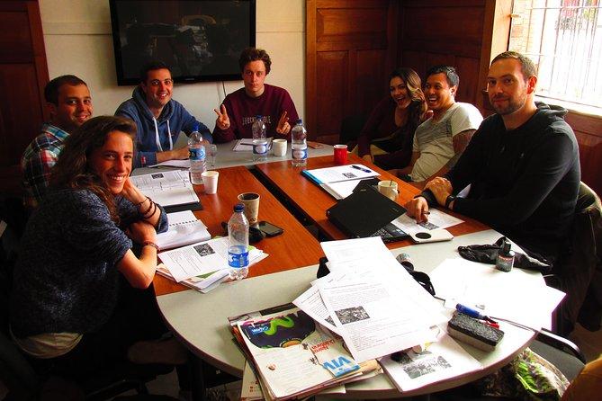 1 week cultural immersion in Bogota