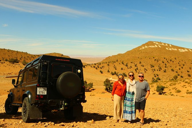 "From Tangier to Marrakech: 10 Days Private Tour ""The Best of Morocco"""