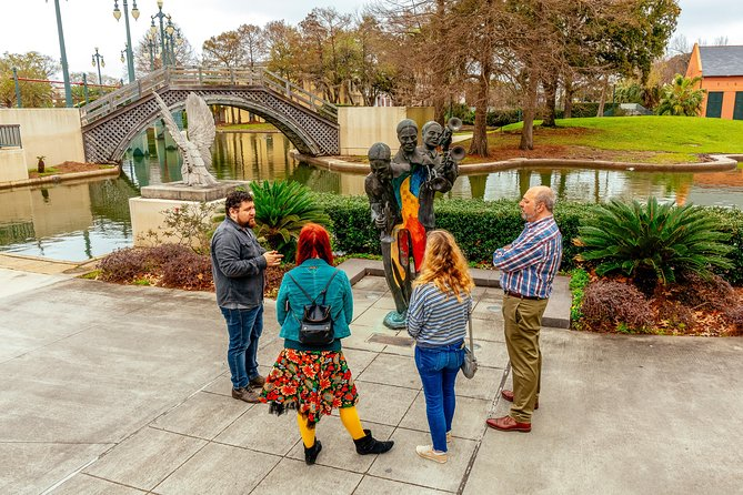 Withlocals Highlights & Hidden Gems: Best of New Orleans Private Tour