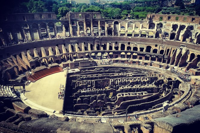 Shore Excursion in Rome, History & Food