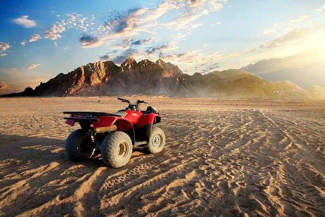 3 Hours Sunrise Quad Bike Adventure in Hurghada