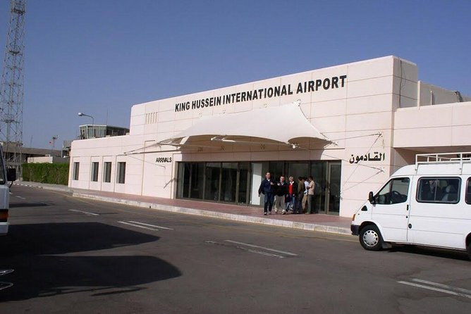 Amman Or Dead Sea To King Hussein International Airport