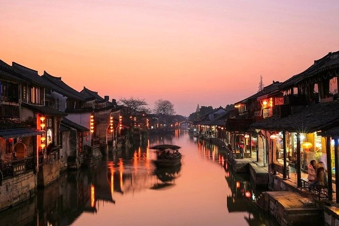 Shanghai to Hangzhou Private Transfer with Stop at Xitang Water Town
